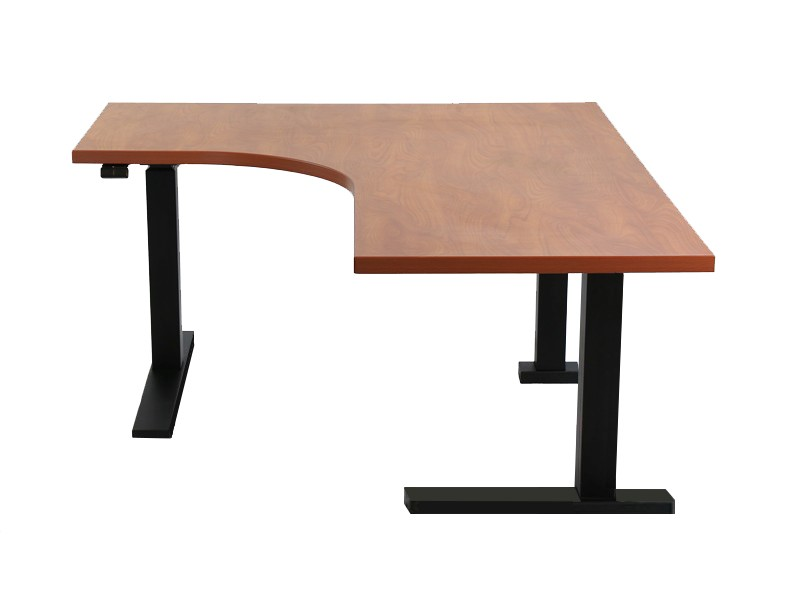 Adjustable height desks for Table with that left